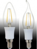 E14 Филаментная лампа -  LPLSC-00-2M Dimmable ,  Lightpower ,  <>  ,  Ватт  : pile.ru
